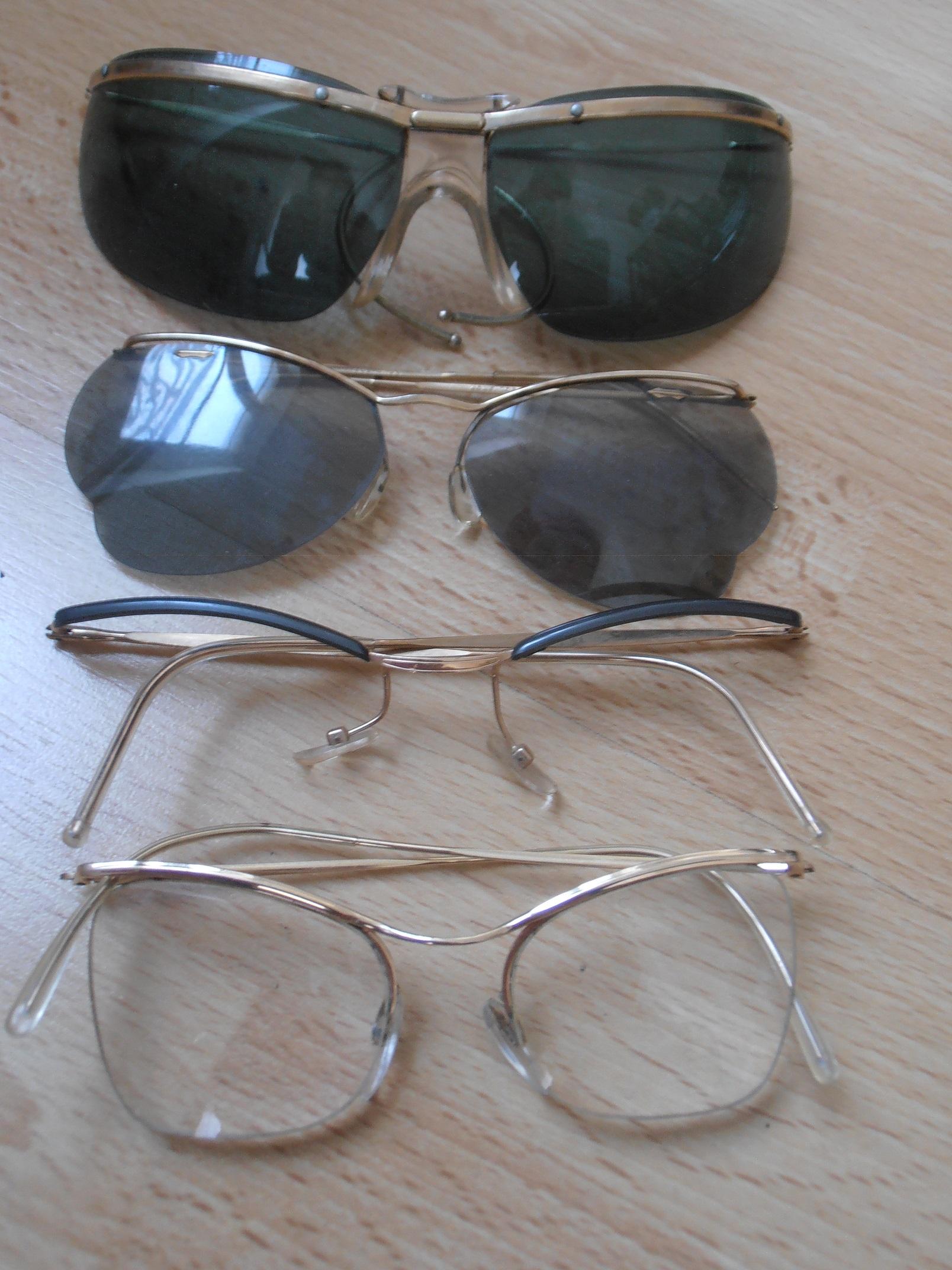 je rechercher des lunettes , monture lunettes en plaque or vintage comme    amor , nylor , . e321dbd8f94c